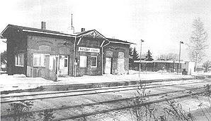 Bahnhof Gersdorf (Januar 2002)
