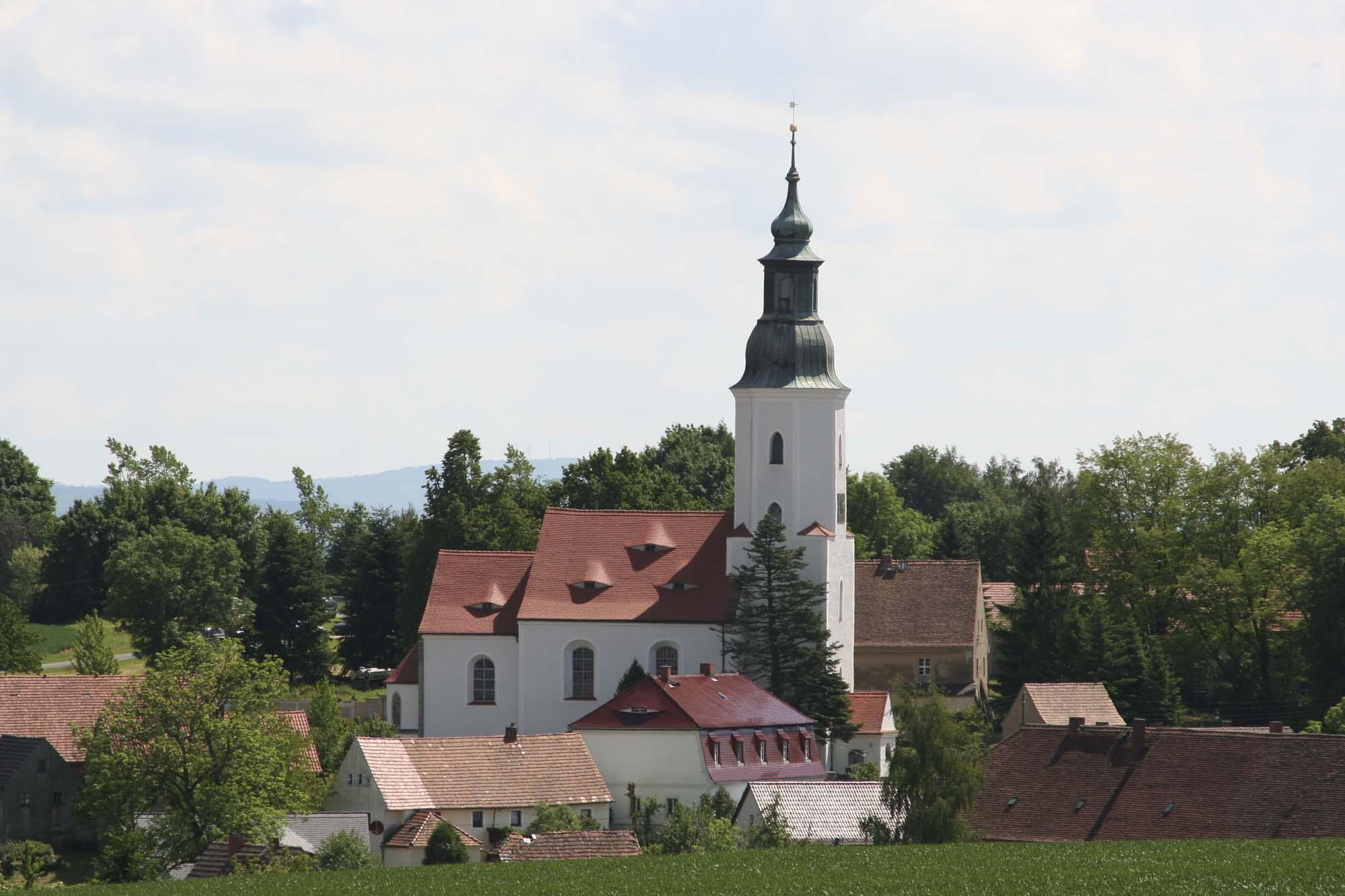 St. Ursula zu Friedersdorf