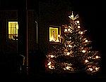 Weihnachtszeit in Markersdorf.