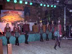 Die Irish Dance Company aus Cottbus