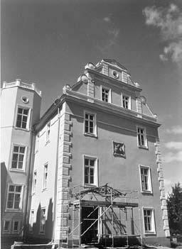Schloss Gersdorf, Foto: D. Deutschmann