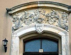 Portal am Schloss