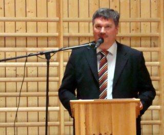 Bürgermeister Thomas Knack