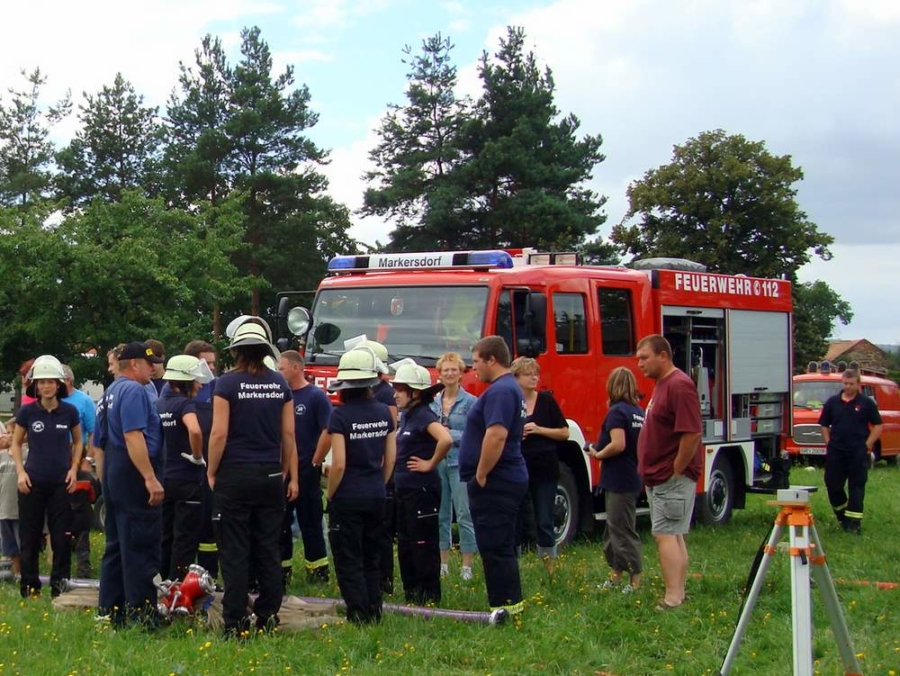 Was wäre die Feuerwehr ohne Nachwuchs?