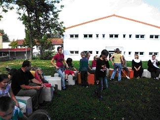 Ferienlager an der Grundschule 2011, Foto: Matwieczuk