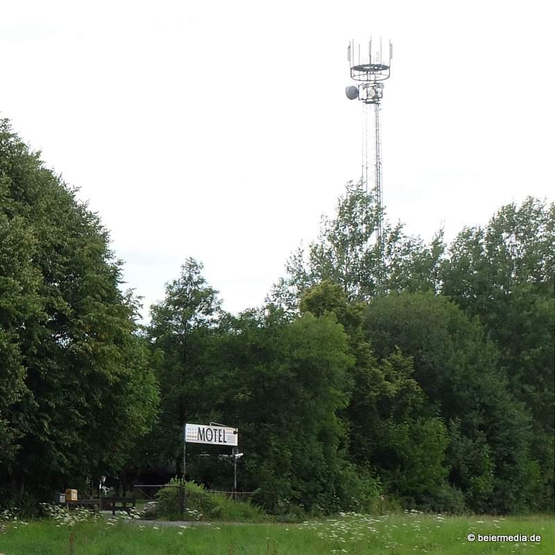 Abbildung: Das frühere Motel Schlesierland.