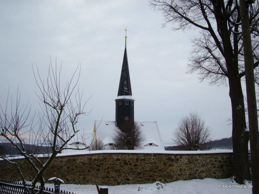 St. Wenzeslaus in Jauernick.