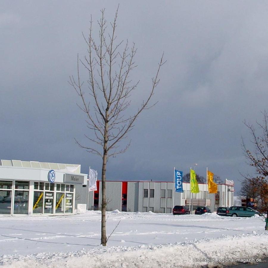 Am Hoterberg in Markersdorf