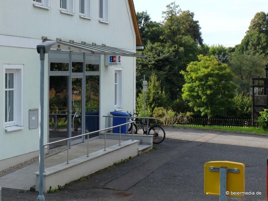 VR-Bankfiliale in Markersdorf
