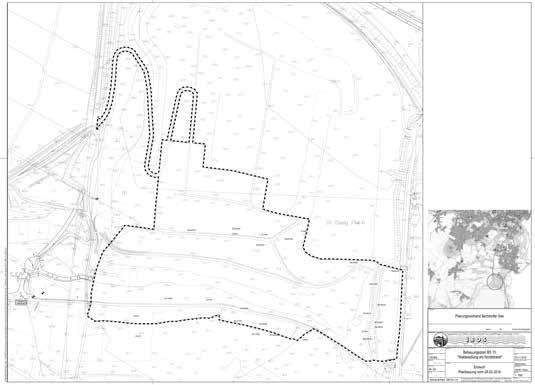 Abbildung 1<br />Stadtgrundkarte: Stadtverwaltung Görlitz Liegenschaftsdaten: Amt für Vermessungswesen und Flurneuordnung, Landratsamt Görlitz Planzeichnung: IBOS, Ingenieurbüro für Tiefbau,Wasserwirtschaft und Umweltfragen, Ostsachsen GmbH