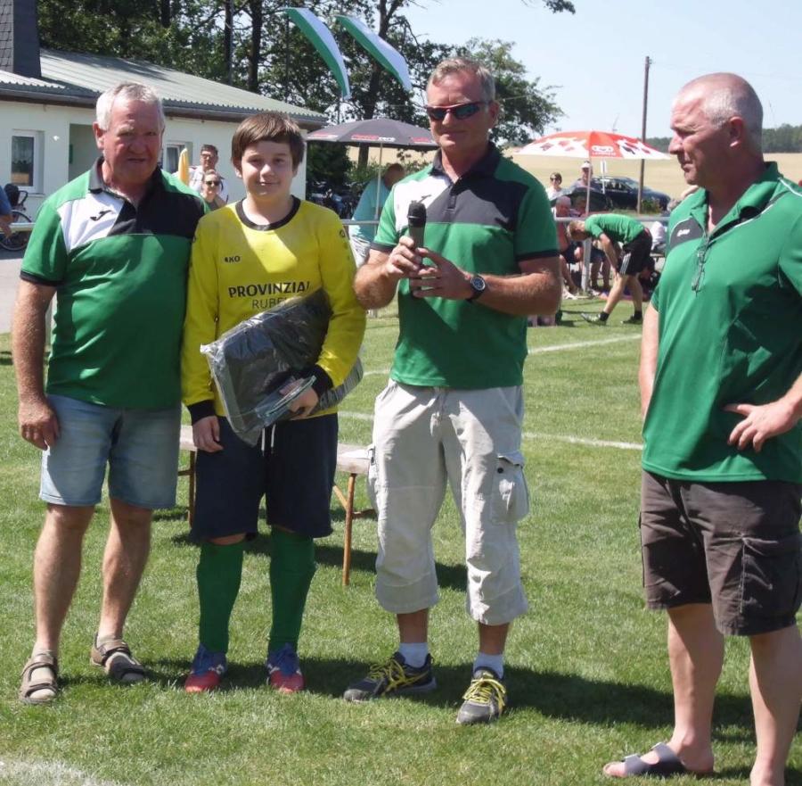 2. von links: Rocco Palfi