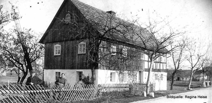 Im Oberdorf in Gersdorf