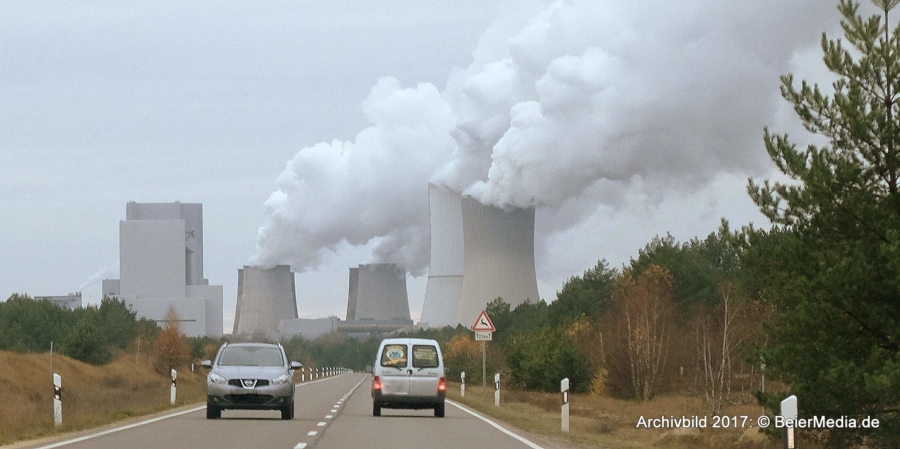 Das LEAG-Kraftwerk in Boxberg/O.L. soll noch bis 2038 Braunkohle verstromen