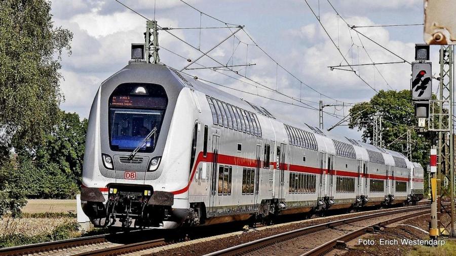 Ein Twindexx Vario aus dem Bombardierwerk Görlitz
