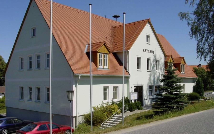 Rathaus Markersdorf
