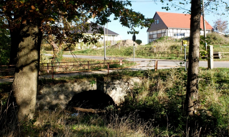 Wohnen in den Markersdorfer Ortschaften wie hier in Gersdorf – ob nun im Neubau oder im sanierten Altbau  – ist ein Stück Lebensqualität