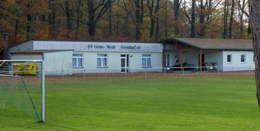 So ruhig wie auf diesem Bild geht es in diesen Tagen beim SV Grün-Weiß Gersdorf e.V. gar nicht zu: Im Saal ist jede Woche Tischtennis angesagt