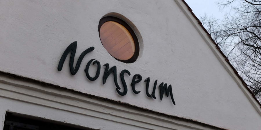 Das Nonseum ist das bedeutendste Museum Herrenbaumgartens