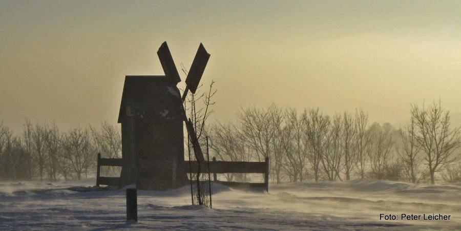 Markersdorf im Winter