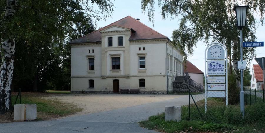 Schloss Pfaffendorf in einem Archivbild vom September 2018