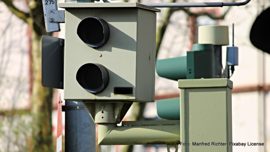 Sieben automatische Geschwindigkeitskontrollanlagen sollen in den Markersdorfer Ortschaften installiert werden