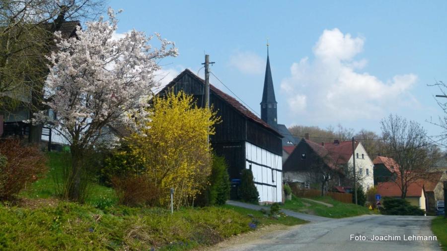 21. April 2021: Der Frühling ist in Jauernick-Buschbach angekommen