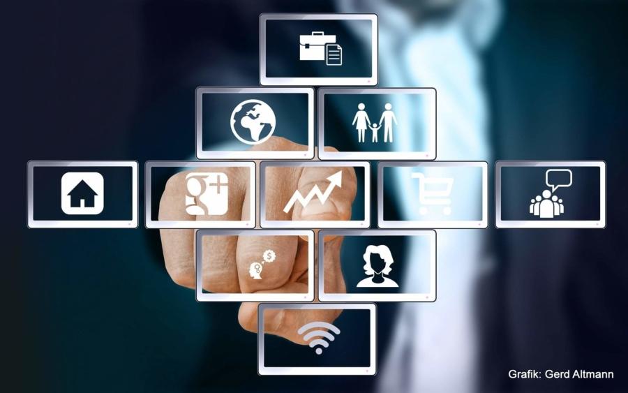 Längst durchdringt die Digitalisierung auch im ländlichen Raum alle Lebensbereiche immer stärker