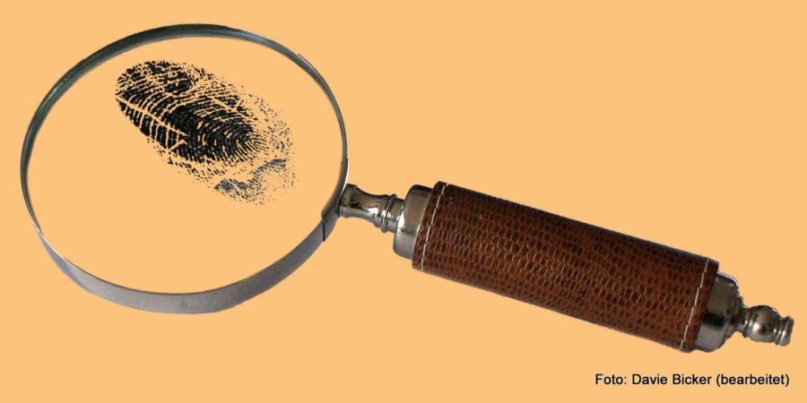 Während Fingerabdrücke anfangs ausschließlich zur Täterermittlung genutzt wurden, dienen Sie heute als auch Identifikationsmerkmal etwa am Handy oder an Türschlössern und nun auch im Personalausweis