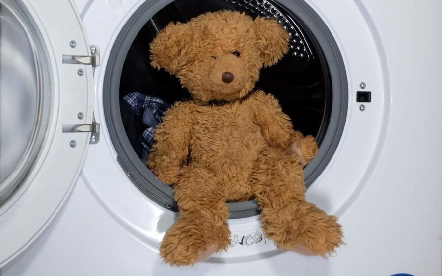 Selbst Mr. Ross aus England kann mittlerweile in der Waschmaschine gewaschen werden – natürlich mit dem richtigen Programm und dem richtigen Waschmittel
