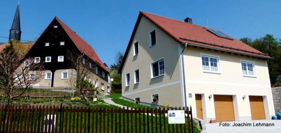 In der Markersdorfer Ortschaft Jauernick-Buschbach