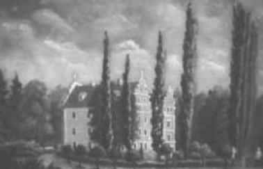 Ansicht des Schlosses nach Umbau 1879