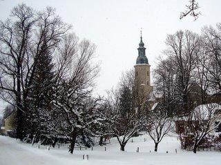 Winteridyll bei St. Ursula