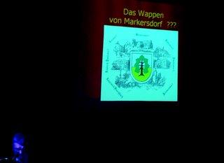 Bald ein Wappen für Markersdorf?
