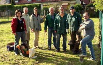 Der Holtendorfer Ortschaftsrat dankt allen Teilnehmern und hofft auch beim nächsten Mal auf eine tatkräftige Beteiligung.