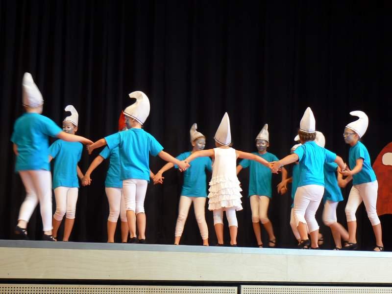 Die Dance Company aus Erligheim.