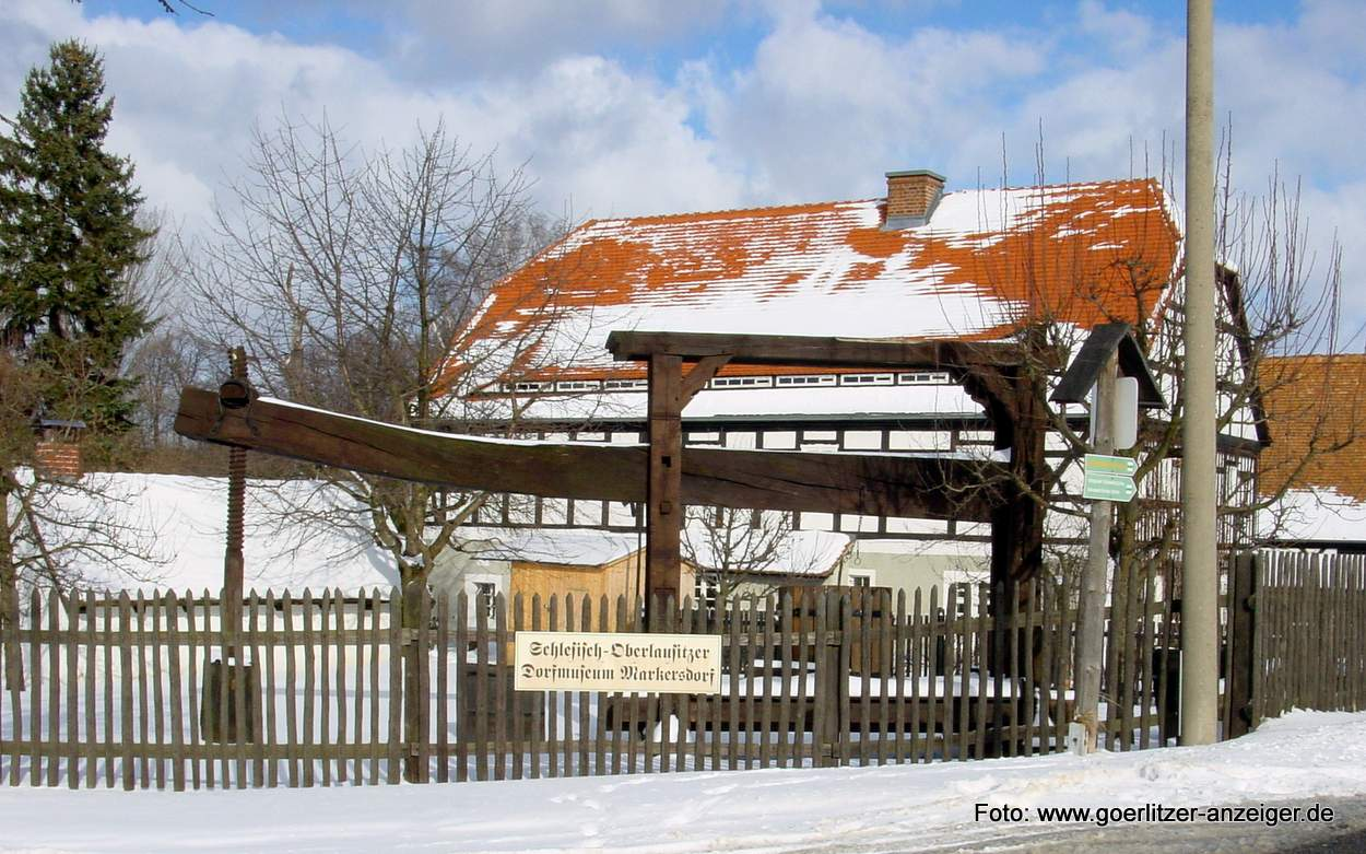 Markersdorf hat, was andere nicht haben: Zum Beispiel ein Dorfmuseum.