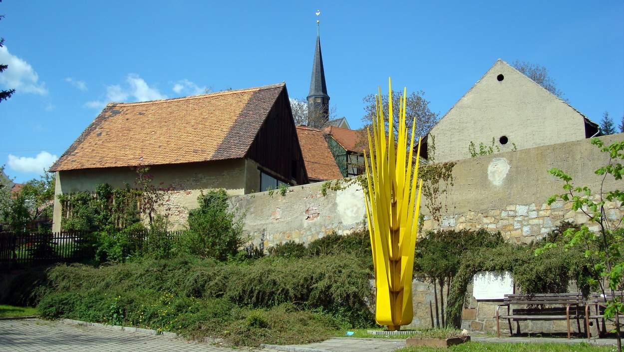 Die Goldene Ähre in Jauernick-Buschbach.
