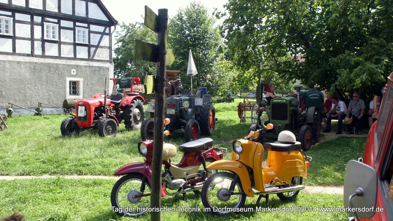 Star und Schwalbe gehörten und gehören zu den beliebtesten Kleinkrafträdern<br />aus der Simson Vogelschar.