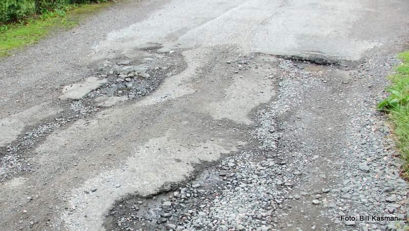 Straße in den Markersdorfer Ortsteilen sollen nach einem Plan instandgesetzt werden.