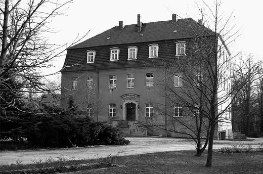 Gutshaus mit Park Deutsch-Paulsdorf