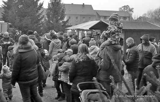 Weihnachtsmarkt 2017 in Gersdorf