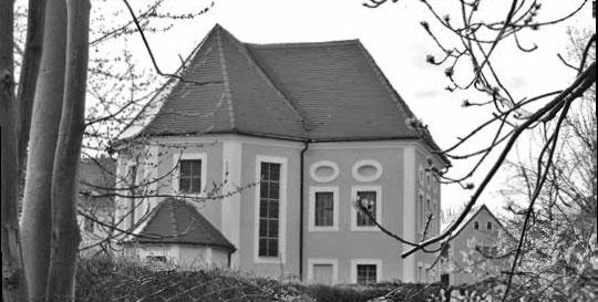 Kirche in Tauchritz
