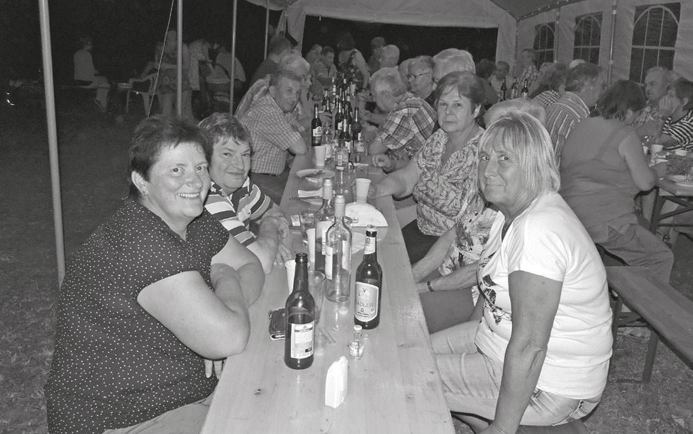 Mondinsternis inklusive beim Mühlbergfest 2018